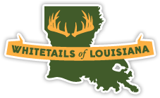 Whitetails of Louisiana Logo